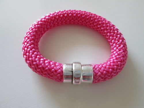 CLIMBING CORD BRACELET WITH TUBE